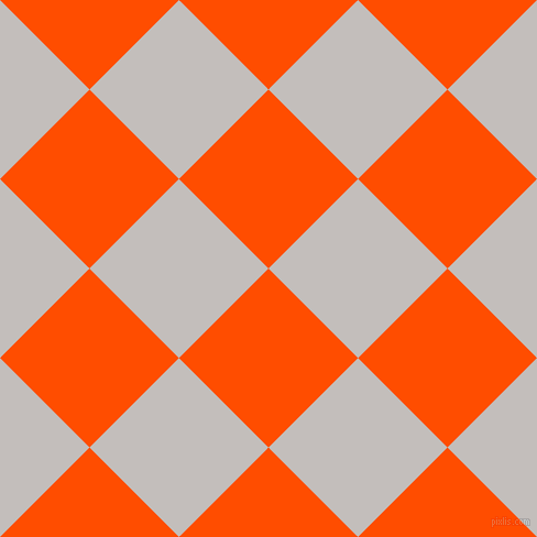 45/135 degree angle diagonal checkered chequered squares checker pattern checkers background, 115 pixel square size, , Vermilion and Pale Slate checkers chequered checkered squares seamless tileable