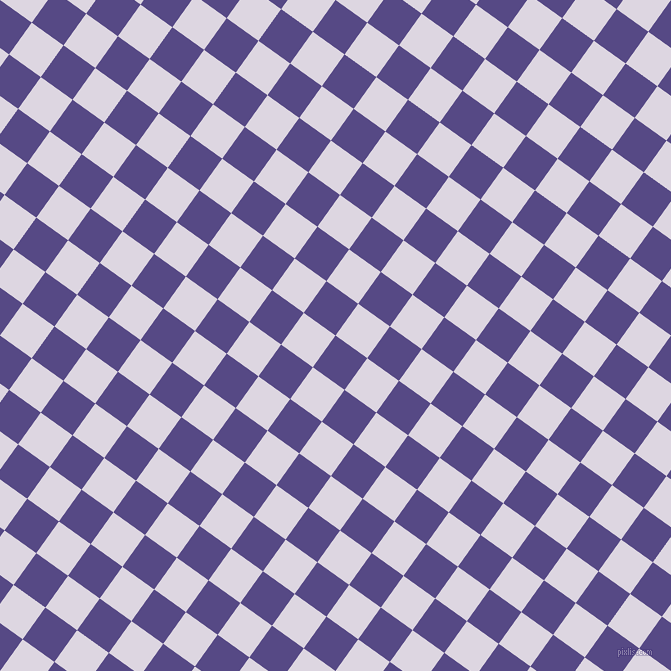 54/144 degree angle diagonal checkered chequered squares checker pattern checkers background, 39 pixel squares size, , Victoria and Titan White checkers chequered checkered squares seamless tileable