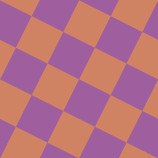 63/153 degree angle diagonal checkered chequered squares checker pattern checkers background, 134 pixel square size, , Violet Blue and Burning Sand checkers chequered checkered squares seamless tileable