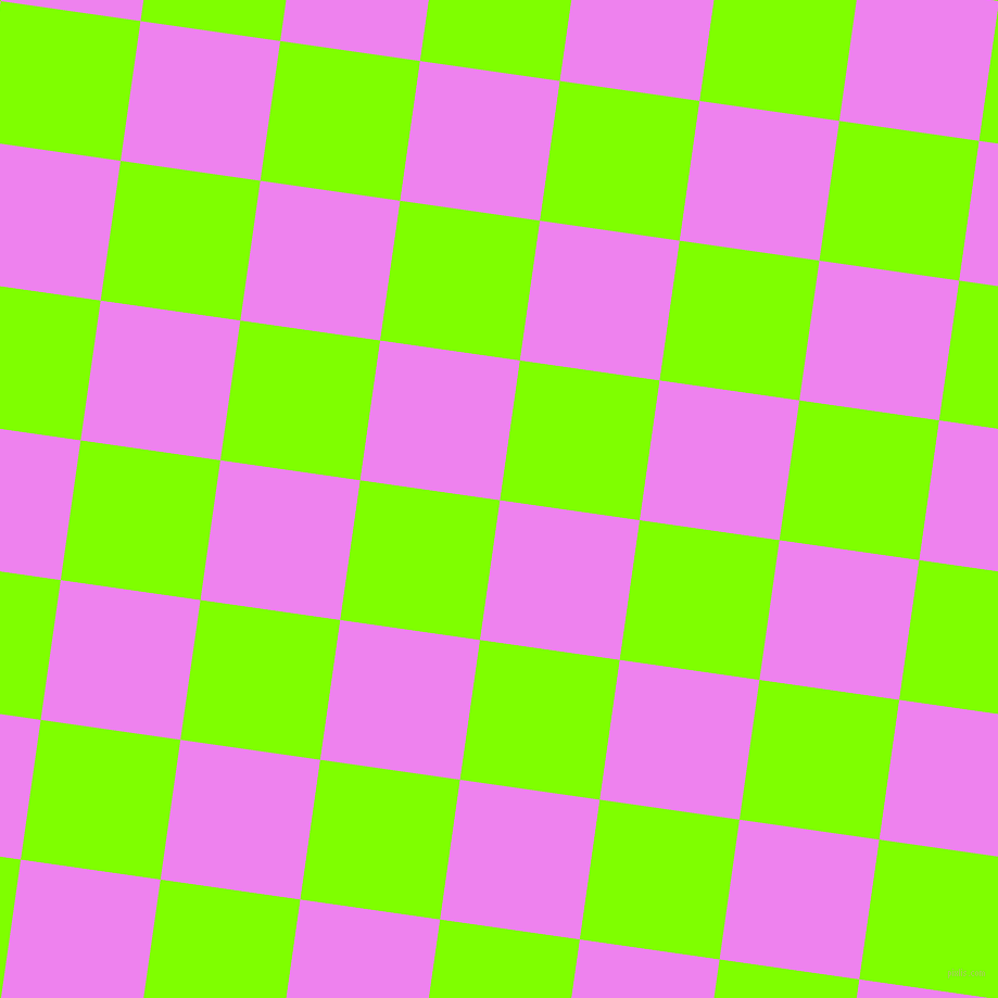 82/172 degree angle diagonal checkered chequered squares checker pattern checkers background, 130 pixel squares size, , Violet and Chartreuse checkers chequered checkered squares seamless tileable