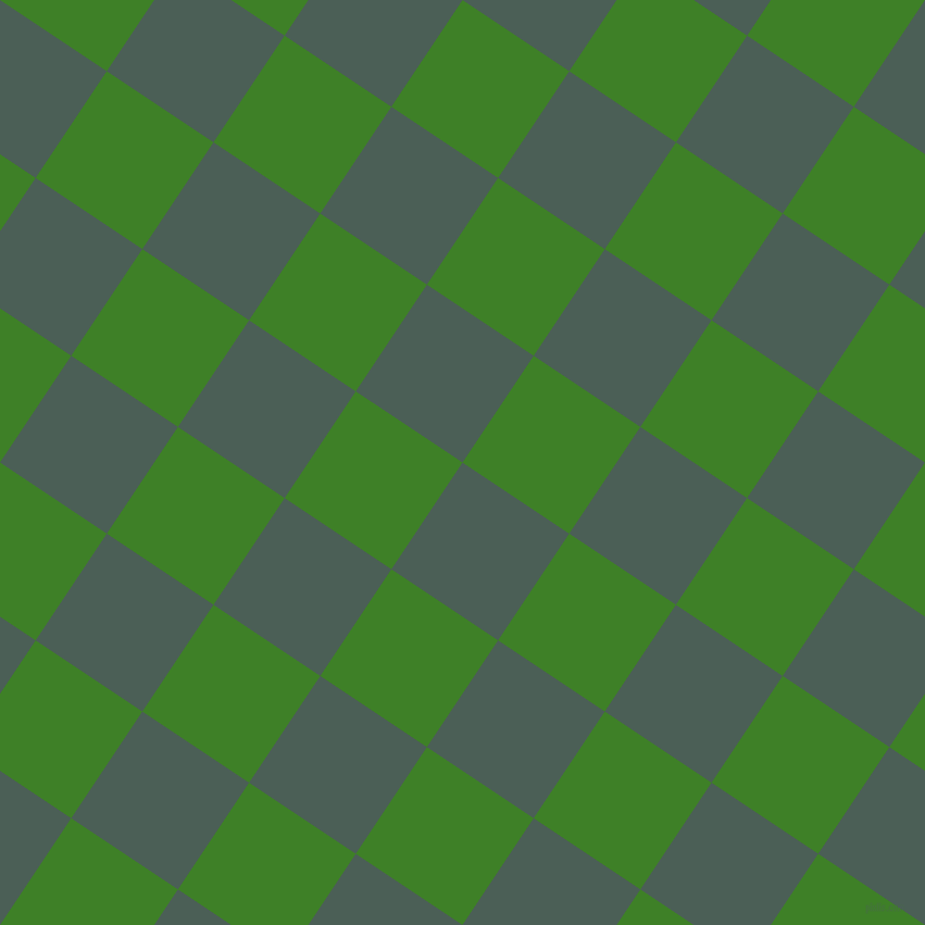 56/146 degree angle diagonal checkered chequered squares checker pattern checkers background, 118 pixel square size, , Viridian Green and Bilbao checkers chequered checkered squares seamless tileable