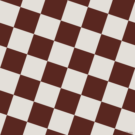 72/162 degree angle diagonal checkered chequered squares checker pattern checkers background, 84 pixel square size, , Vista White and Caput Mortuum checkers chequered checkered squares seamless tileable