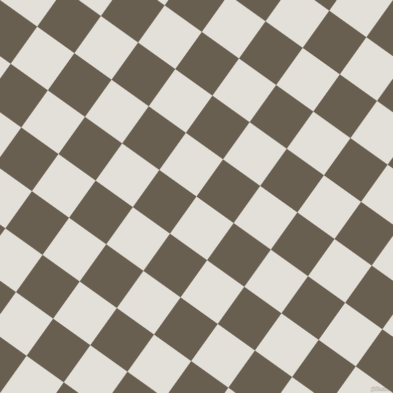 54/144 degree angle diagonal checkered chequered squares checker pattern checkers background, 91 pixel squares size, , Vista White and Makara checkers chequered checkered squares seamless tileable