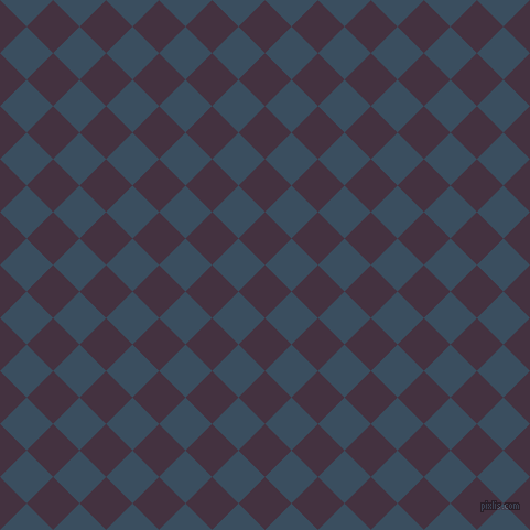 45/135 degree angle diagonal checkered chequered squares checker pattern checkers background, 34 pixel square size, , Voodoo and Cello checkers chequered checkered squares seamless tileable