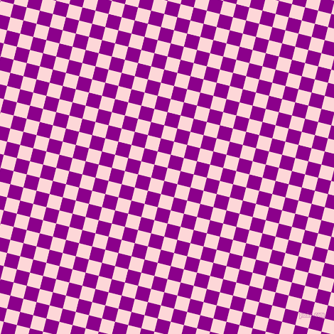 76/166 degree angle diagonal checkered chequered squares checker pattern checkers background, 19 pixel squares size, , We Peep and Dark Magenta checkers chequered checkered squares seamless tileable