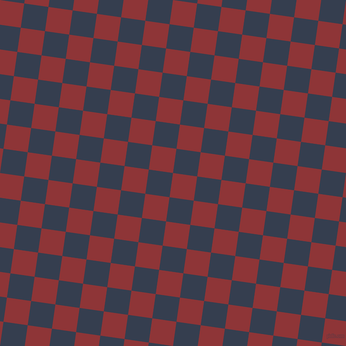 82/172 degree angle diagonal checkered chequered squares checker pattern checkers background, 49 pixel square size, , Well Read and Cloud Burst checkers chequered checkered squares seamless tileable