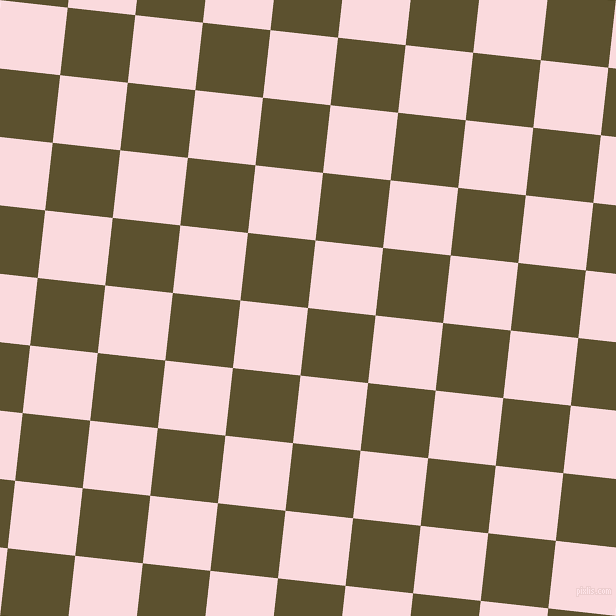 84/174 degree angle diagonal checkered chequered squares checker pattern checkers background, 68 pixel squares size, , West Coast and Pale Pink checkers chequered checkered squares seamless tileable