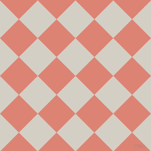 45/135 degree angle diagonal checkered chequered squares checker pattern checkers background, 90 pixel square size, , Westar and New York Pink checkers chequered checkered squares seamless tileable