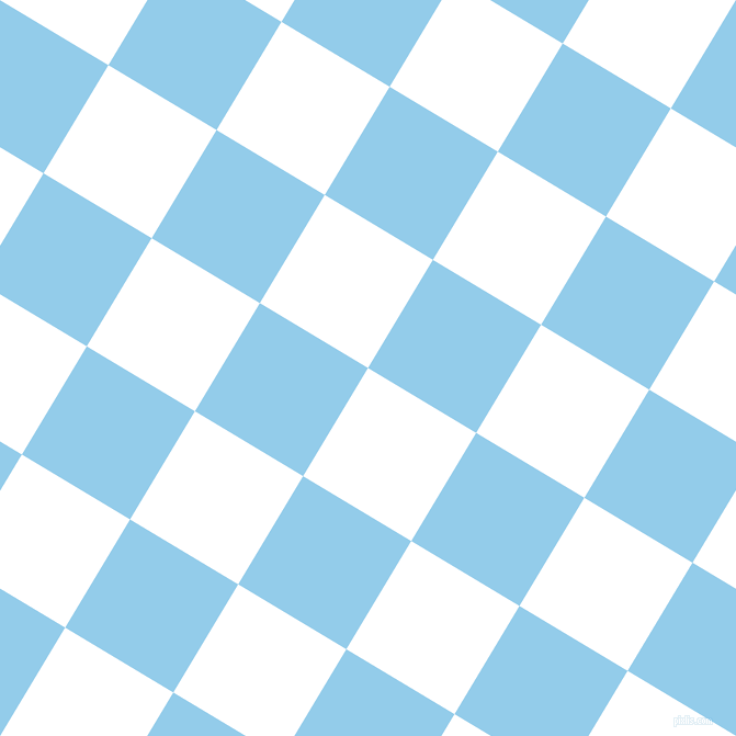 59/149 degree angle diagonal checkered chequered squares checker pattern checkers background, 115 pixel squares size, , White and Cornflower checkers chequered checkered squares seamless tileable