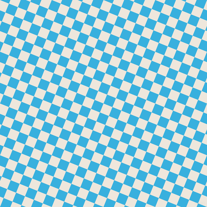68/158 degree angle diagonal checkered chequered squares checker pattern checkers background, 33 pixel squares size, , White Linen and Summer Sky checkers chequered checkered squares seamless tileable