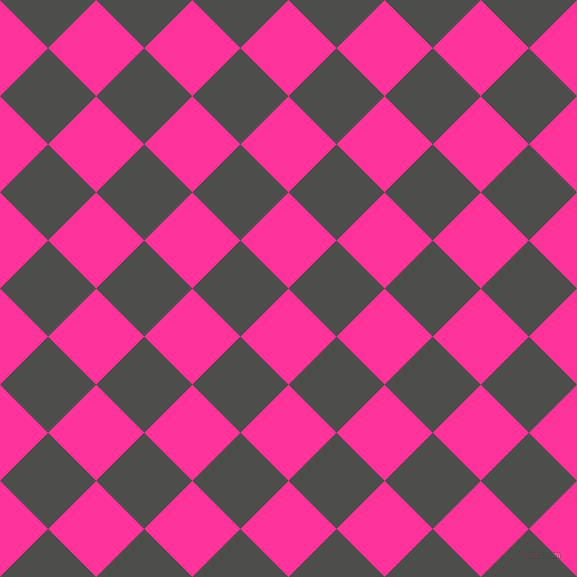 45/135 degree angle diagonal checkered chequered squares checker pattern checkers background, 68 pixel squares size, , Wild Strawberry and Thunder checkers chequered checkered squares seamless tileable