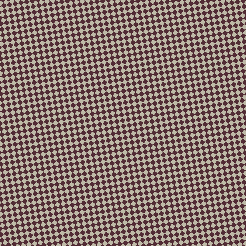 54/144 degree angle diagonal checkered chequered squares checker pattern checkers background, 14 pixel squares size, , Wine Berry and Ash checkers chequered checkered squares seamless tileable