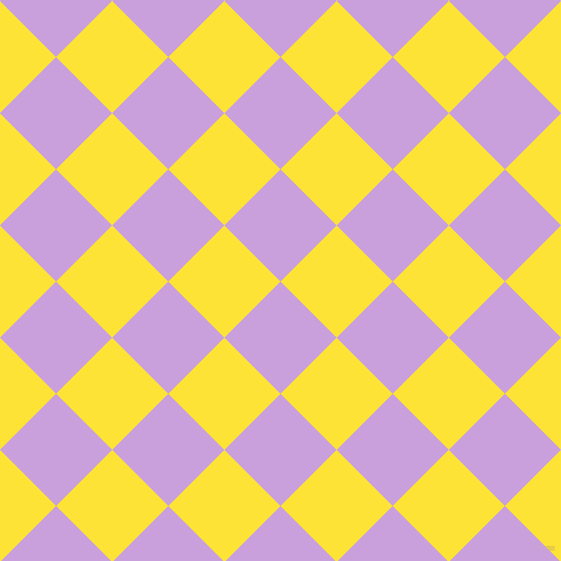 45/135 degree angle diagonal checkered chequered squares checker pattern checkers background, 115 pixel squares size, , Wisteria and Gorse checkers chequered checkered squares seamless tileable