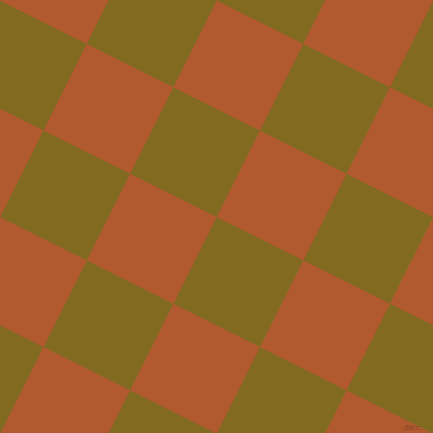 63/153 degree angle diagonal checkered chequered squares checker pattern checkers background, 197 pixel squares size, , Yukon Gold and Fiery Orange checkers chequered checkered squares seamless tileable