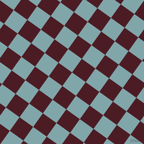 54/144 degree angle diagonal checkered chequered squares checker pattern checkers background, 55 pixel squares size, , Ziggurat and Bordeaux checkers chequered checkered squares seamless tileable