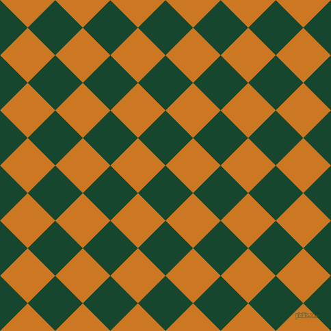 45/135 degree angle diagonal checkered chequered squares checker pattern checkers background, 57 pixel square size, , Zuccini and Ochre checkers chequered checkered squares seamless tileable