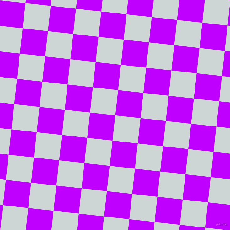 84/174 degree angle diagonal checkered chequered squares checker pattern checkers background, 81 pixel squares size, , Zumthor and Electric Purple checkers chequered checkered squares seamless tileable