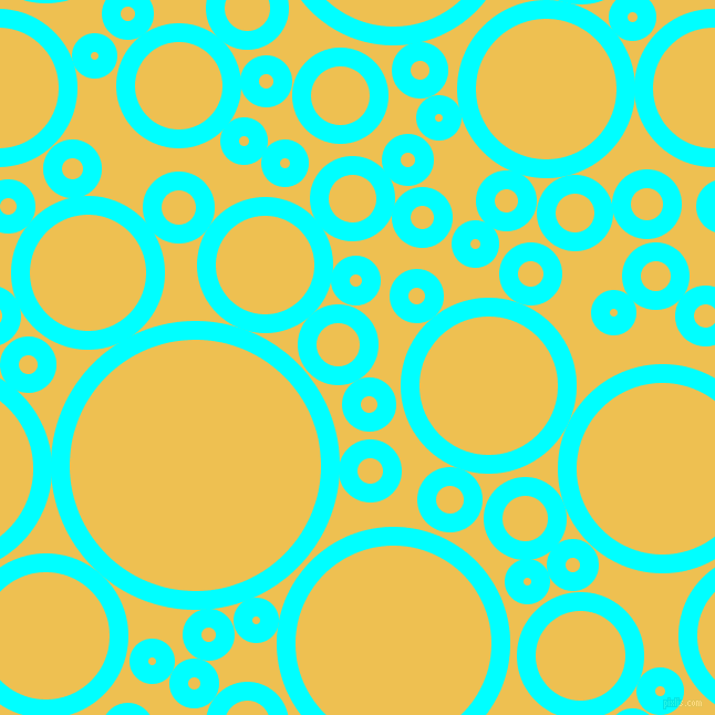 bubbles, circles, sponge, big, medium, small, 17 pixel line width, Aqua and Cream Can circles bubbles sponge soap seamless tileable