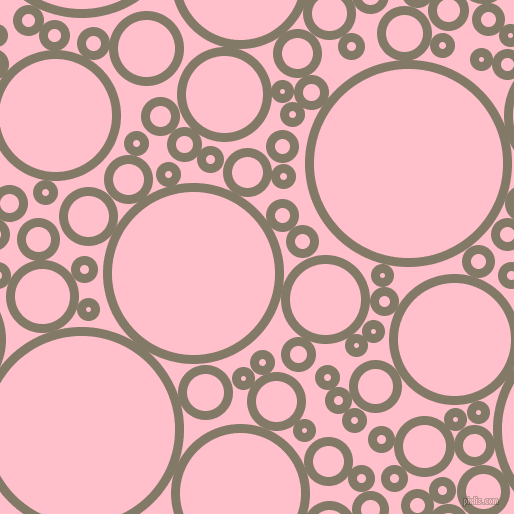 bubbles, circles, sponge, big, medium, small, 9 pixel line widthArrowtown and Pink circles bubbles sponge soap seamless tileable