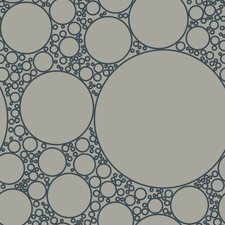 bubbles, circles, sponge, big, medium, small, 5 pixel line width, Atomic and Foggy Grey circles bubbles sponge soap seamless tileable
