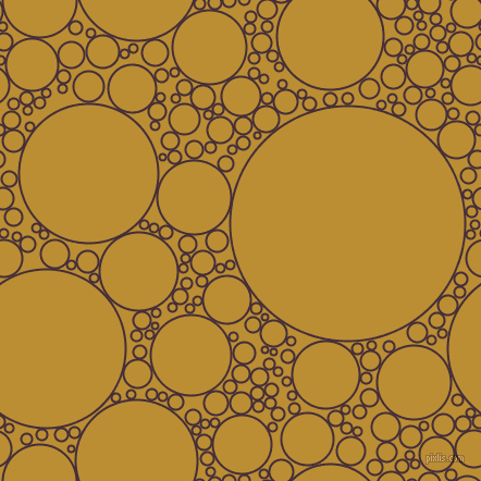 bubbles, circles, sponge, big, medium, small, 2 pixel line width, Barossa and Hokey Pokey circles bubbles sponge soap seamless tileable