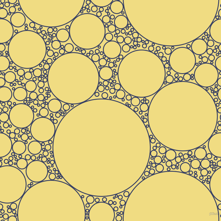 bubbles, circles, sponge, big, medium, small, 3 pixel line width, Bay Of Many and Buff circles bubbles sponge soap seamless tileable