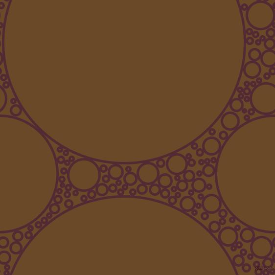black circles background