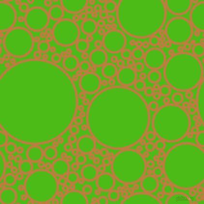bubbles, circles, sponge, big, medium, small, 5 pixel line widthBrandy Punch and Kelly Green circles bubbles sponge soap seamless tileable
