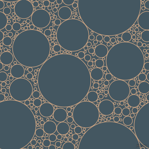 bubbles, circles, sponge, big, medium, small, 2 pixel line width, Cameo and San Juan circles bubbles sponge soap seamless tileable