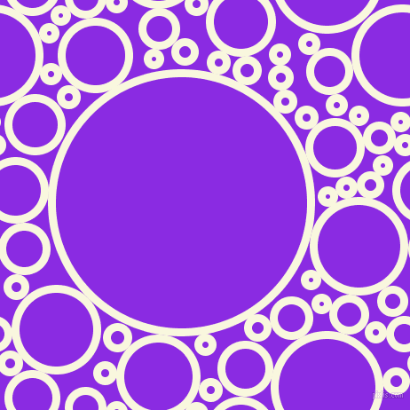 bubbles, circles, sponge, big, medium, small, 9 pixel line width, Chilean Heath and Blue Violet circles bubbles sponge soap seamless tileable