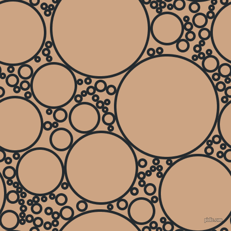 bubbles, circles, sponge, big, medium, small, 5 pixel line width, Cinder and Cameo circles bubbles sponge soap seamless tileable