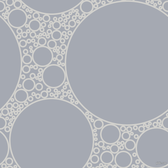 bubbles, circles, sponge, big, medium, small, 5 pixel line width, Concrete and Mischka circles bubbles sponge soap seamless tileable