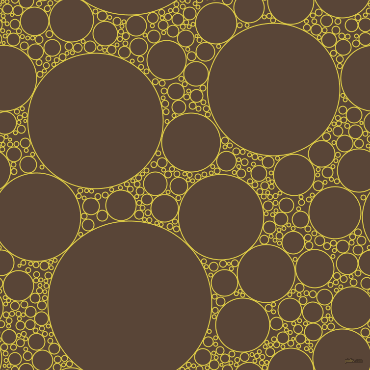 bubbles, circles, sponge, big, medium, small, 2 pixel line width, Confetti and Brown Derby circles bubbles sponge soap seamless tileable
