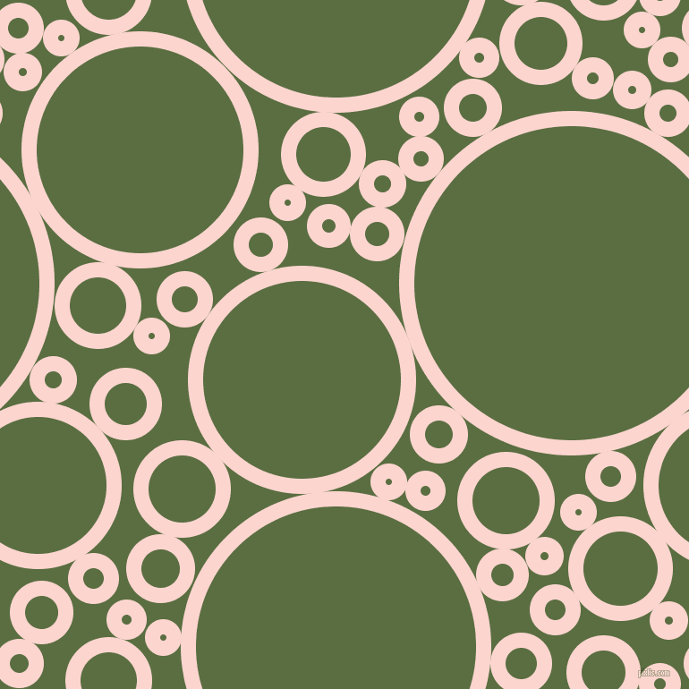bubbles, circles, sponge, big, medium, small, 17 pixel line width, Cosmos and Chalet Green circles bubbles sponge soap seamless tileable