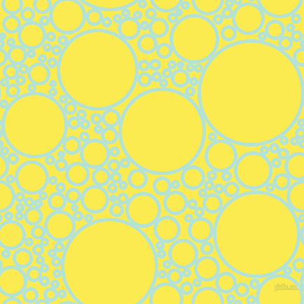 bubbles, circles, sponge, big, medium, small, 5 pixel line width, Cruise and Paris Daisy circles bubbles sponge soap seamless tileable