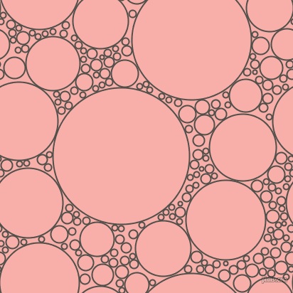 bubbles, circles, sponge, big, medium, small, 2 pixel line width, Dune and Sundown circles bubbles sponge soap seamless tileable