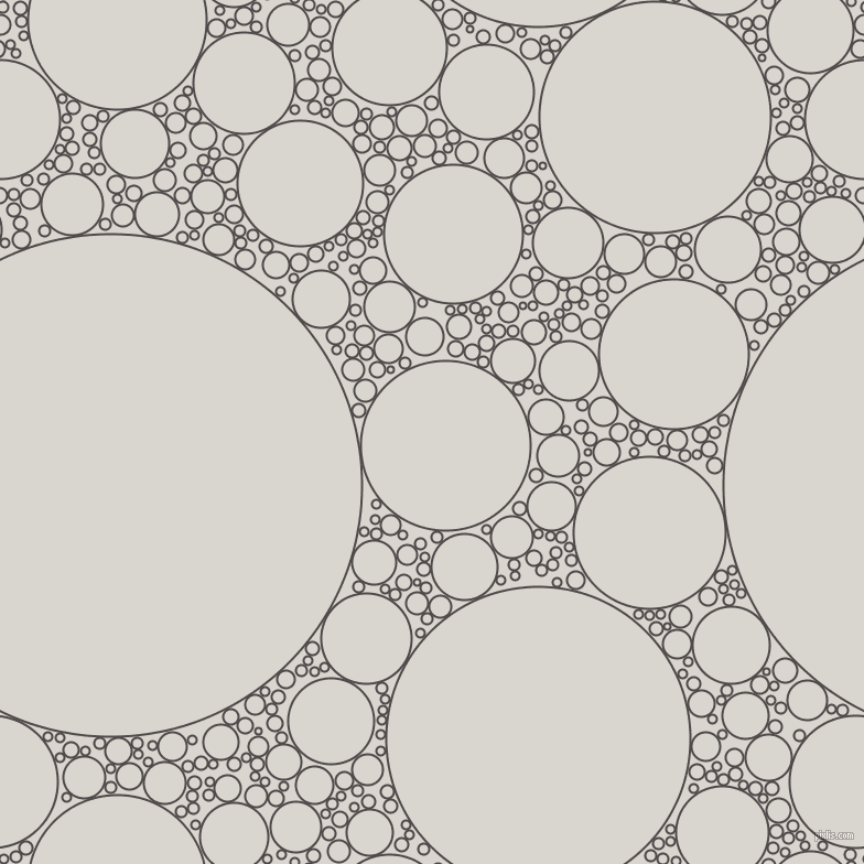 bubbles, circles, sponge, big, medium, small, 2 pixel line width, Emperor and Timberwolf circles bubbles sponge soap seamless tileable