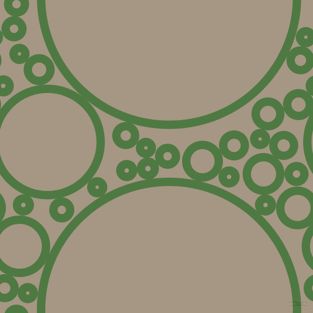 bubbles, circles, sponge, big, medium, small, 17 pixel line width, Fern Green and Malta circles bubbles sponge soap seamless tileable