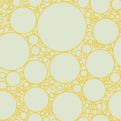 bubbles, circles, sponge, big, medium, small, 3 pixel line width, Festival and Willow Brook circles bubbles sponge soap seamless tileable