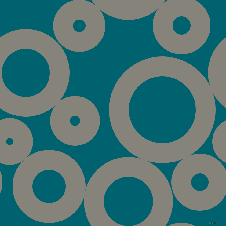 bubbles, circles, sponge, big, medium, small, 65 pixel line width, Friar Grey and Blue Lagoon circles bubbles sponge soap seamless tileable