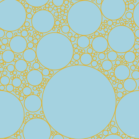 bubbles, circles, sponge, big, medium, small, 2 pixel line width, Gold Tips and French Pass circles bubbles sponge soap seamless tileable