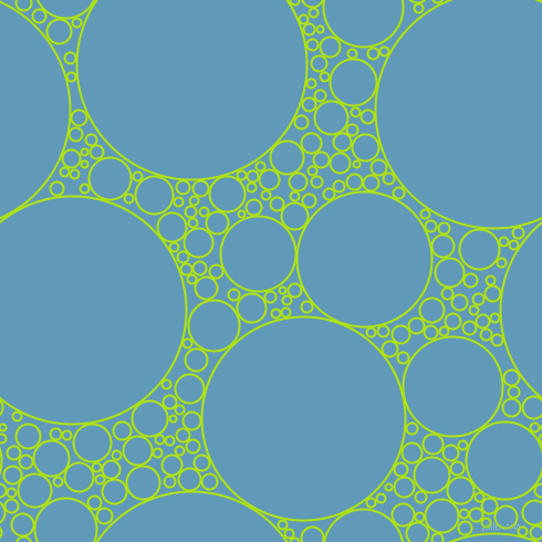 bubbles, circles, sponge, big, medium, small, 2 pixel line width, Inch Worm and Shakespeare circles bubbles sponge soap seamless tileable