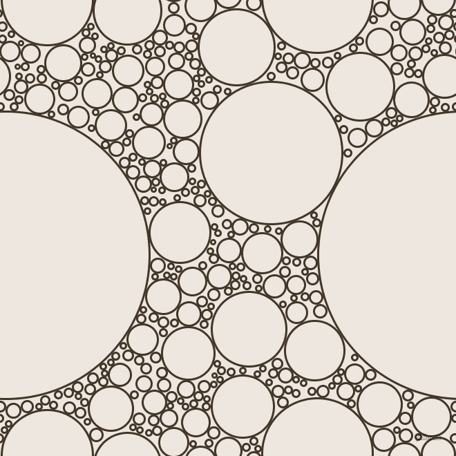 bubbles, circles, sponge, big, medium, small, 3 pixel line width, Jacko Bean and Desert Storm circles bubbles sponge soap seamless tileable