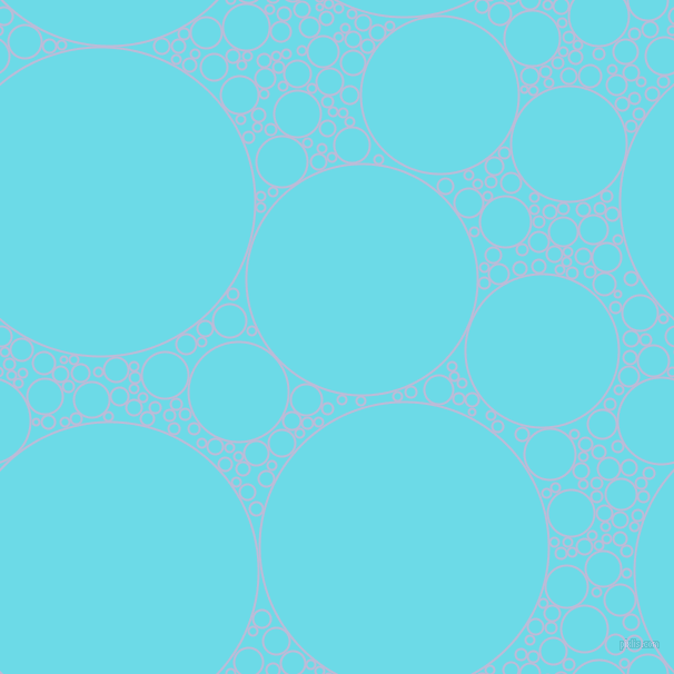 Background In Blue And Turquoise Featuring Animal Or Pet Paw Prints