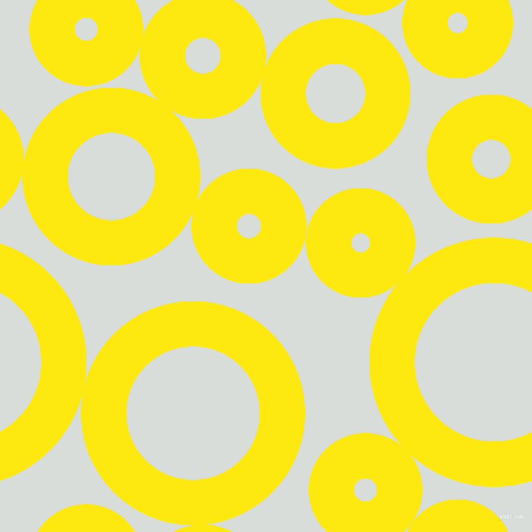 bubbles, circles, sponge, big, medium, small, 65 pixel line width, Lemon and Mystic circles bubbles sponge soap seamless tileable