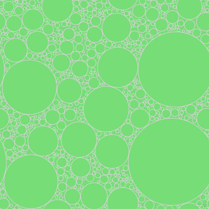 bubbles, circles, sponge, big, medium, small, 2 pixel line width, Light Grey and Pastel Green circles bubbles sponge soap seamless tileable
