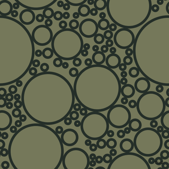 bubbles, circles, sponge, big, medium, small, 9 pixel line width, Midnight Moss and Finch circles bubbles sponge soap seamless tileable