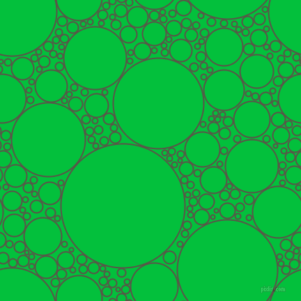 bubbles, circles, sponge, big, medium, small, 2 pixel line width, Millbrook and Dark Pastel Green circles bubbles sponge soap seamless tileable
