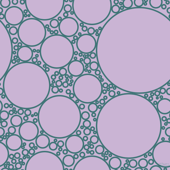 bubbles, circles, sponge, big, medium, small, 5 pixel line width, Ming and Prelude circles bubbles sponge soap seamless tileable