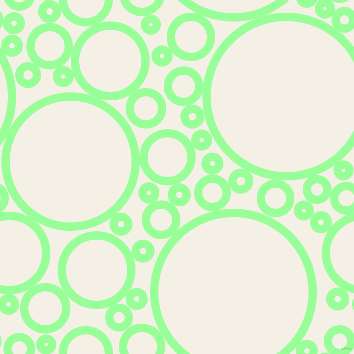 bubbles, circles, sponge, big, medium, small, 17 pixel line width, Mint Green and Romance circles bubbles sponge soap seamless tileable